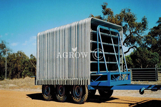 Galvanized Weld Steel Cattle Yard System
